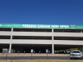 Large Format Banners- Parking Garage