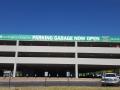 Large Format Banners- Parking Garage