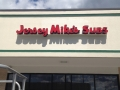Channel Letters - Jersey Mikes - Hurricane WV