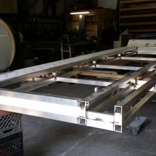New Aluminum Frame