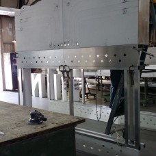 Front Marquee Assembly