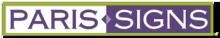 Paris-Signs-Logo